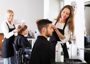 美髮業管理學